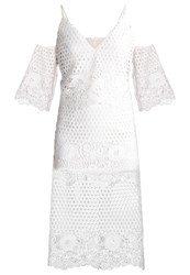 Jarlo Camille Summer Dress Off White Off White