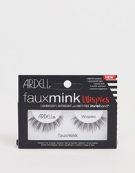 Ardell Faux Mink Lashes Wispies Black