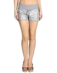 Twin Set Simona Barbieri Beach Pants Grey