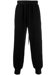 Andrea Ya'aqov Soft Track Pants Black