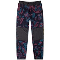 Aries Fleece Track Pant Blue