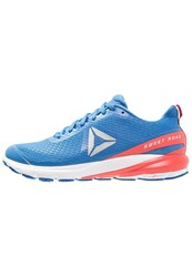 Reebok Osr Sweet Road Neutral Running Shoes Blue Coral White Silver