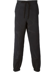 3.1 Phillip Lim Quilted Track Pants Black