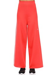 Adidas Techno Track Pants Red