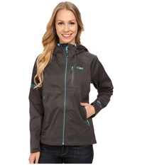 Outdoor Research Clairvoyant Jacket Charcoal Women's Jacket Gray