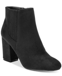 Call It Spring Pietraia Booties Women's Shoes Black