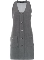 Olympiah Andes Dress Grey