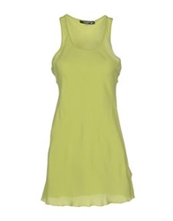 Cristinaeffe Collection Tops Acid Green