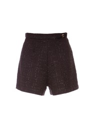 Relish Boucle Shorts Black