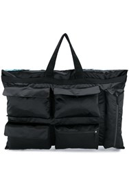 Raf Simons Eastpak Lab X Poster Bag Black