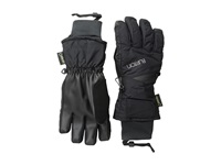 Burton Gore Tex Under Glove True Black Fa 13 Snowboard Gloves Gray