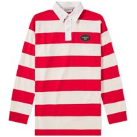Carhartt Roslyn Rugby Shirt Red