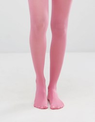 Jonathan Aston 40 Denier Simply Colour Tights Candy Pink