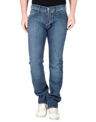 Fay Denim Pants Blue