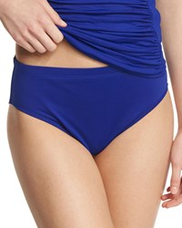 Lablanca High Waisted Tummy Toner Swim Bikini Bottom Mid