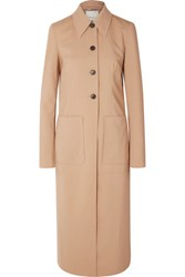 3.1 Phillip Lim Wool Blend Trench Coat Beige