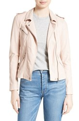 Rebecca Taylor Women's Washed Leather Jacket