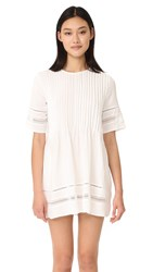 Knot Sisters Phillips Dress Off White