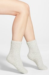 Women's Nordstrom 'Butter' Slipper Socks Grey Sleet Heather
