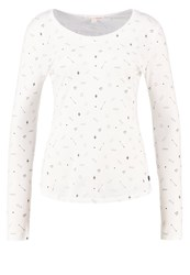 Tom Tailor Denim Long Sleeved Top Off White