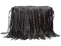 Steve Madden Bbocha Fringe Convertible Crossbody Black Multi Cross Body Handbags