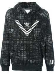 Adidas Originals X White Mountaineering Pixel Hoodie Grey