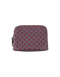 By Malene Birger Pouches Maroon