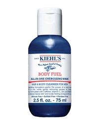 Body Fuel All In One Energizing Wash For Hair And Body 2.5 Oz. Kiehl's Since 1851