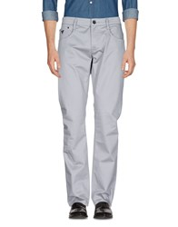 Guess Casual Pants Grey