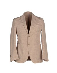 Massimo Rebecchi Suits And Jackets Blazers Men Sand