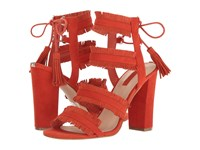 Guess Econi Watermelon Watermelon Watermelon Women's Sandals Red