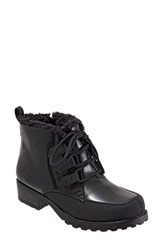Women's Trotters 'Snowflakes Iii' Bootie Black Box