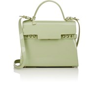 Delvaux Women's Tempete Mm Satchel Nude