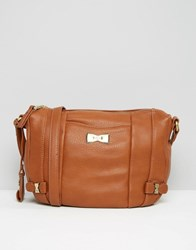 Nica Shoulder Bag Tan