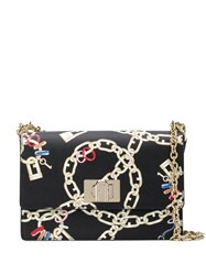 Furla Chain Print Shoulder Bag 60