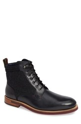 Ted Baker London Axtoni Boot Black Leather