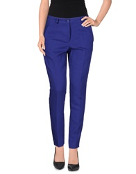 Michelle Windheuser Casual Pants Dark Purple