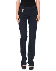 Cristinaeffe Trousers Casual Trousers Women Dark Blue
