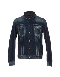 Replay Denim Denim Outerwear Men Blue