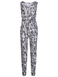 Damsel In A Dress Carrava Jumpsuit Grey