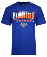 Colosseum Men's Florida Gators Two Face T Shirt Royalblue