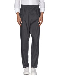 Damir Doma Trousers Casual Trousers Men Grey