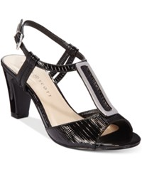 Karen Scott Lorahh Dress Sandals Only At Macy's Women's Shoes Black