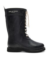 Ilse Jacobsen Always A Classic Mid Boot Black
