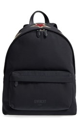 Givenchy Men's Multicolor Stars Backpack