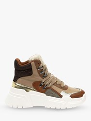 Victoria Shoes Totem Bota Chunky Trainers Camel