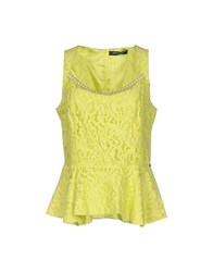 Guess By Marciano Tops Acid Green