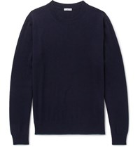 Tomas Maier Cashmere Sweater Midnight Blue