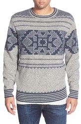 Men's Pendleton 'The Plainsman' Jacquard Crewneck Sweater