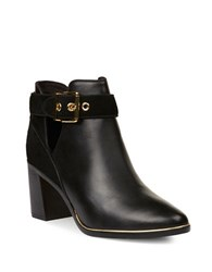 Ted Baker Nissie Leather Boots Black